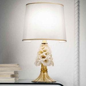 Lampada da tavolo in vetro di Murano CANALETTO L27