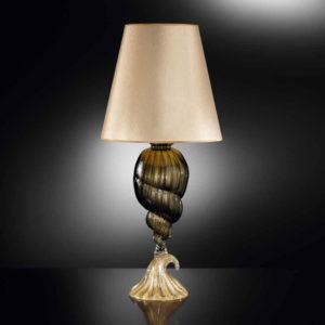 Lampada da tavolo in vetro di Murano CANALETTO L26