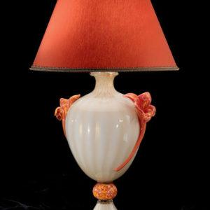 Lampada da tavolo in vetro di Murano CANALETTO L30