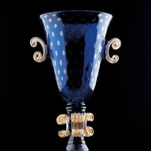 Vaso in vetro di Murano CANALETTO V33