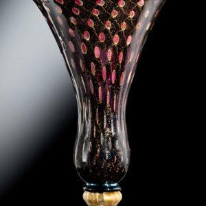 Vaso in vetro di Murano CANALETTO V35