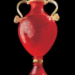Vaso in vetro di Murano CANALETTO V34