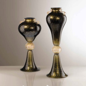 Vasi in vetro di Murano CANALETTO V40