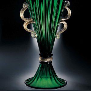 Vaso in vetro di Murano CANALETTO V32